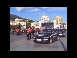 Выступления по защите охраняемого лица на Бодигард 2013 г. Ялта