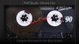 Electro City - Audio Cassette Demo Tape BASF (Professional background music)