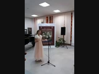 Открытие выставки Сергея Андрияки