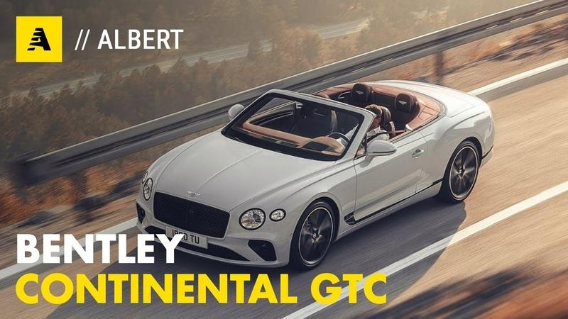 Bentley Continental GTC 2019 | vento tra i capelli per festeggiare i 100 anni