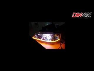 DRL CRYSTAL LED L5+ поворотник