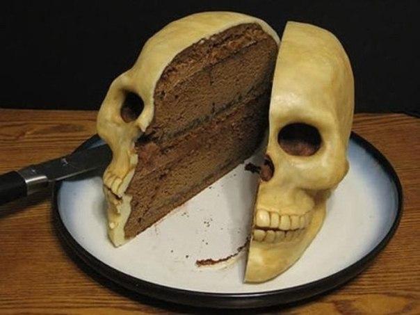 Веселенький такой тортик на день рождения