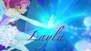 Winx Club Saison 7 - Les sorts de Layla Tynix - Français