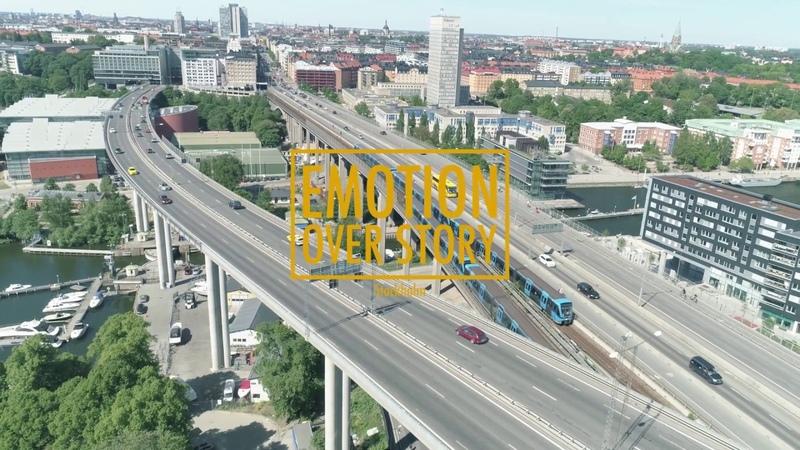 Emotion over story: Stockholm