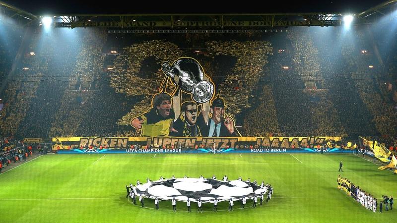Crazy Football Mosaic | Choreo | Tifo ● Amazing Fans ● Part 1