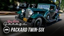 1932 Packard Twin Six A Tribute to Phil Hill Jay Leno's Garage