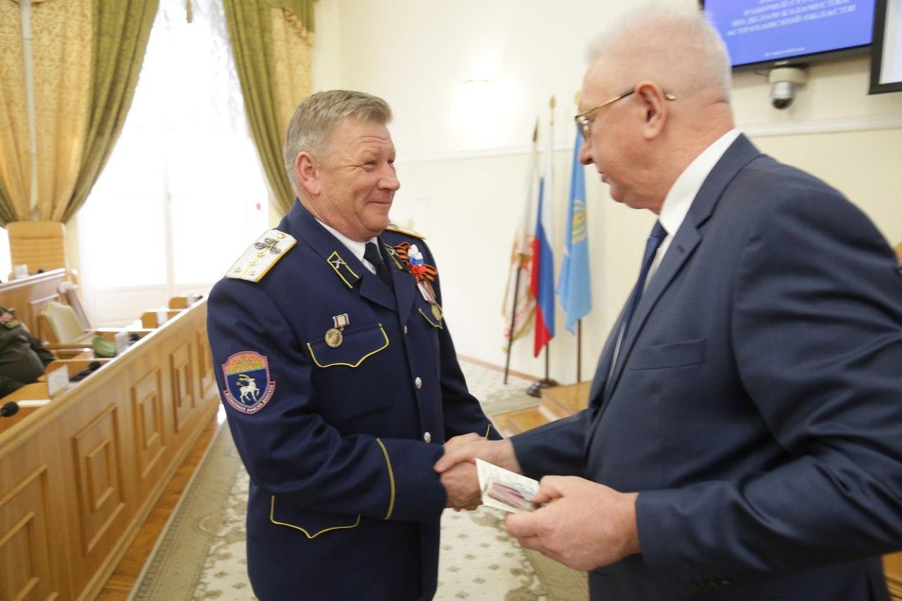В Астраханской области обсудили развитие казачества YTt9nzptdNQ