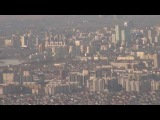 Посадка самолета А320 в аэропорт Астана / Landing to Astana Airport A320