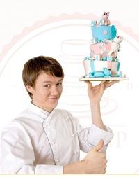 Дистанционное обучение декорированию тортов