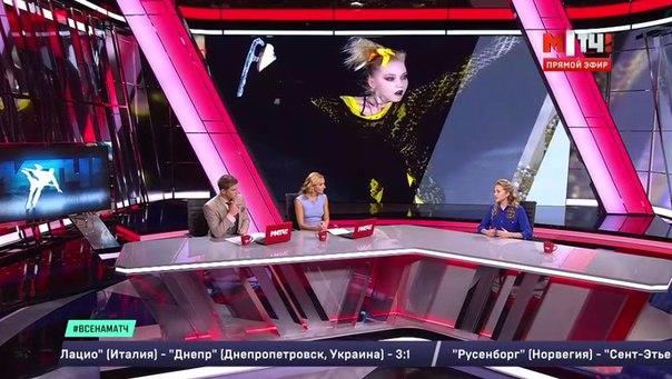 Татьяна Навка - ведущая канала Матч-ТВ - Страница 4 R5i01A8Ba_k