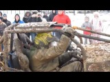 БЕШЕНЫЙ ЛОСЬ 2014 (ЗИМА) Extreme 4x4