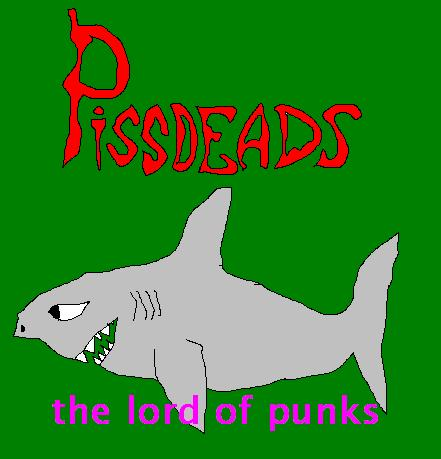 Pissdeads - The Lord Of Punks (2013)