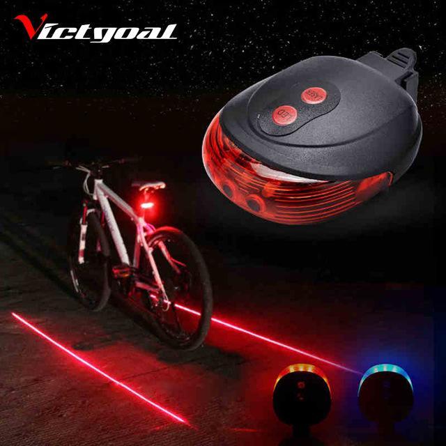 Стоп сигнал для вечерних поездок на велосипеде 199