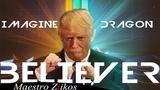 Trump Sings Believer by Imagine Dragons
