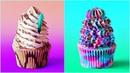 Рай для сладкоежек 😍 Постарайся не залипнуть 😱 Удивительные идеи украшения тортов 32