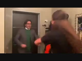 Skibidi Challenge 🙈😂👌🏼 Андрей Малахов и Ольга Бузова устроили танцульки у неё дома 🔥