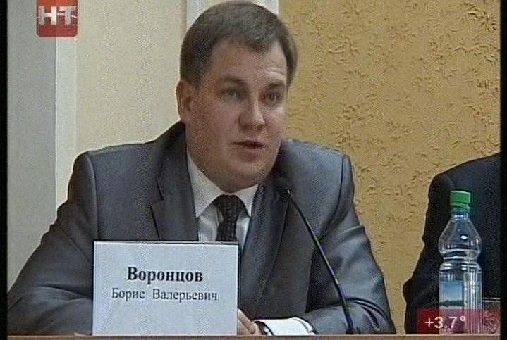 Задержан бывший первый вице-губернатор Новгородской области из команды Сергея Митина Борис Воронцов