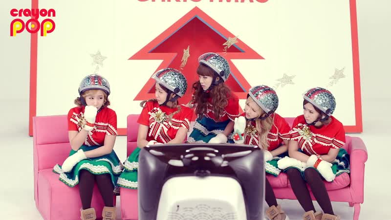 Crayon Pop - Lonely Christmas