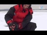 Зимняя рыбалка на озере Инютино. Окунь на балансир