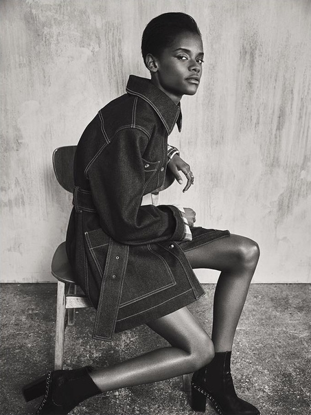 Letitia Wright The Hollywood Reporter, November 2018