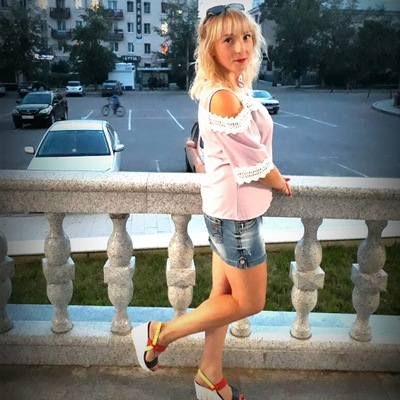 Виктория Бурчак