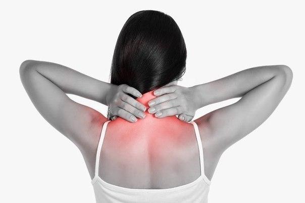 Восемь упражнений против шейного остеохондроза… (1 фото) - картинка