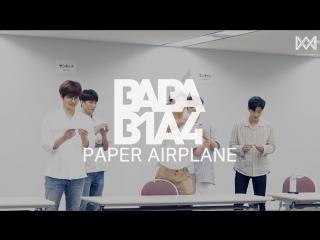 [SHOW] [170706] B1A4 @ BABA B1A4 Season 2 EP.47 'PAPER AIRPLANE'