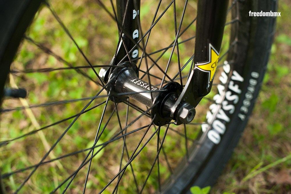 Tom Dugan bikecheck hub