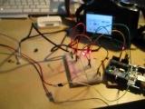 Laser trigger for camera via Arduino