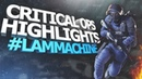 Critical ops ranked highlights