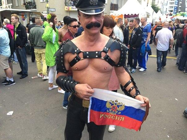 Фото русских геев