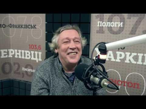 Михайло Єфремов про дитинство, розпад СРСР, сучасну сатиру, російські реалії, кіно та алкоголь