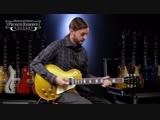 Gibson Custom 2018 VOS Darkback 57 Les Paul Goldtop Electric Guitar