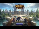Ролик Очищения Стратхольма на движке Warcraft III Reforged