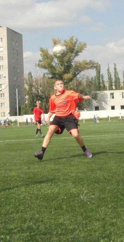 Егор Первеев, 22 мая 1999, Задонск, id200975417