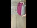 Сумочка на фермуаре с ручной вышивкой Роза