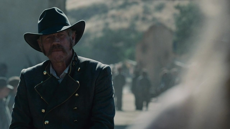Westworld |2x03| Colonel Brigham
