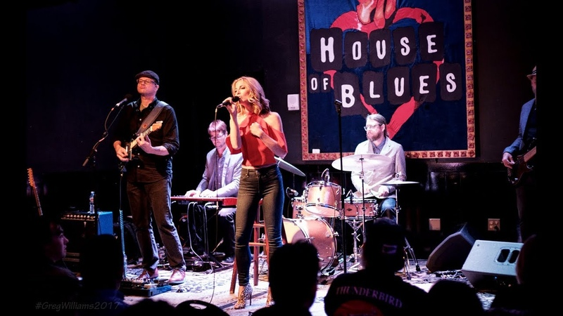 Morgan James You Thought Not House of Blues San Diego