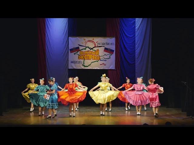 образцовый коллектив народного танца Джерельце с Родниковое