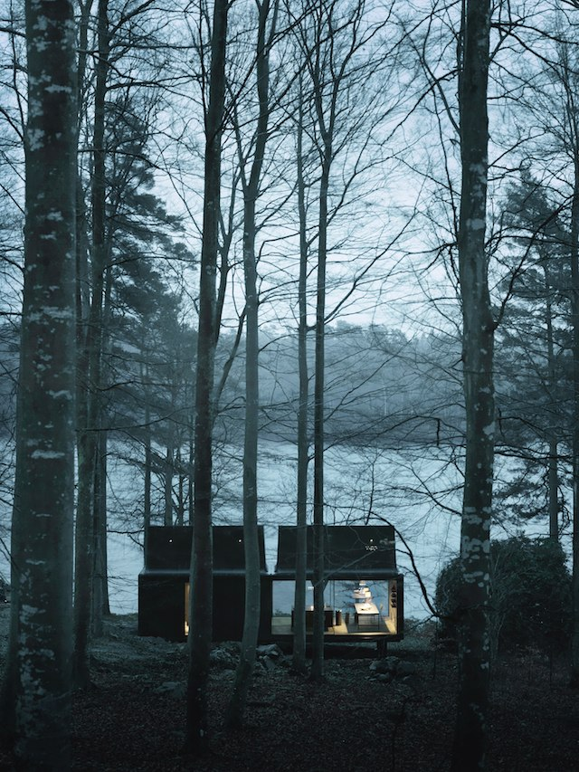 A Modern Winter Shelter By FO4A Architecture | Architecture, Architecture  Design And Square Feet