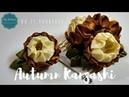 D.I.Y. Autumn Kanzashi for Him Her | MyInDulzens