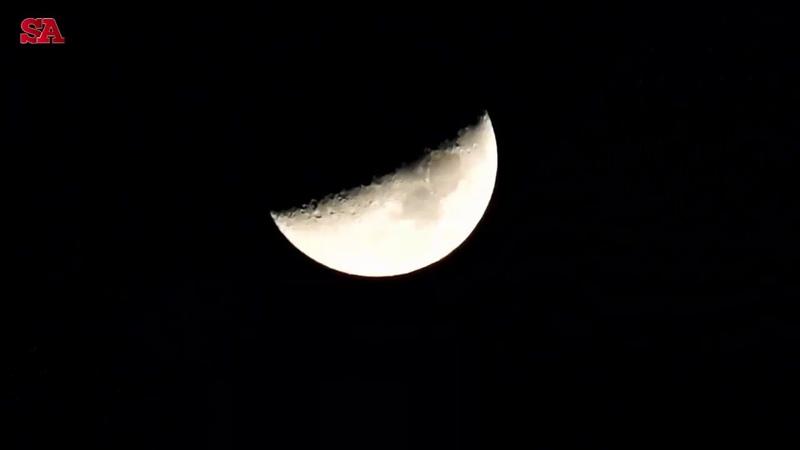 И Пусть Мне После Этого Кто Нибудь Скажет Что Луна на Таком Расстоянии от Нас 238 900 миль