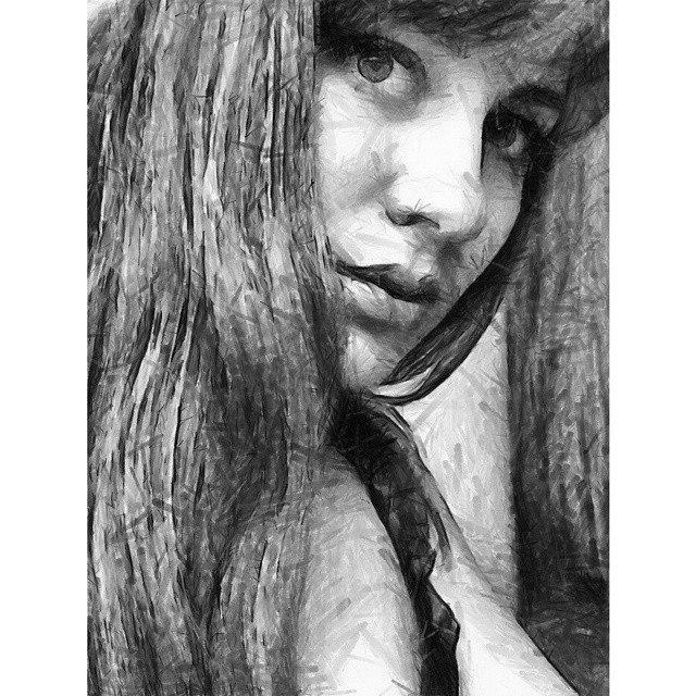 Ekaterina Nikisheva - sketch drawing │ Image Source: Katerina Nikisheva