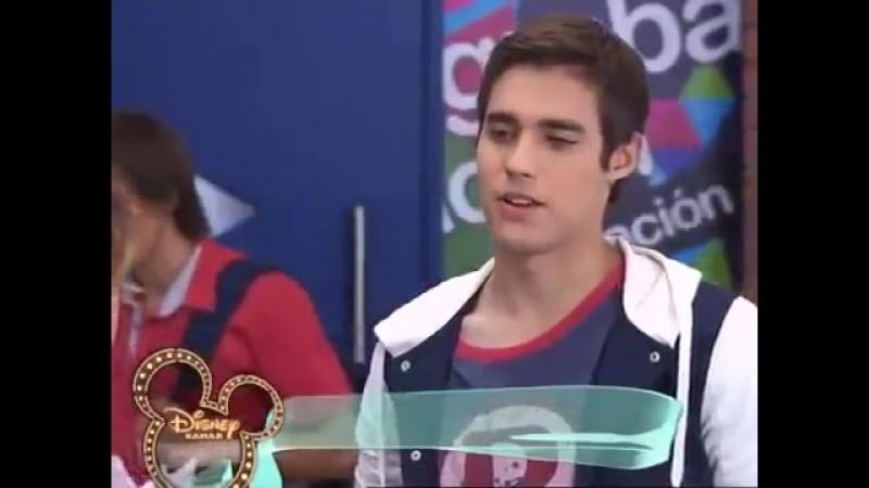 Виолетта и Леон 2 сезон 48 серия mp4