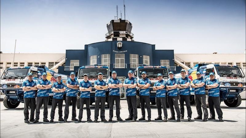 КАМАЗ-мастер на ралли «Дакар 2019» — 5-е января — Проверки перед гонкой