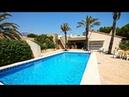Дом и большой участок в Ла-Нусия для строительства, недвижимость в Испании