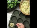 Сырно -творожные маффины