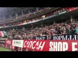 Атмосфера перед матчем Локомотив - Динамо