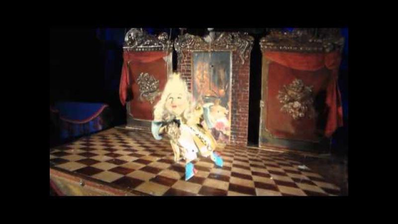 Спектакль Золушка Санкт-Петербургского театра марионеток Кукольный Дом в Бел...