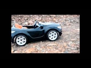 Тест-драйв детского электромобиля HENES из Интернет-магазина www.igratsvetov.ru!